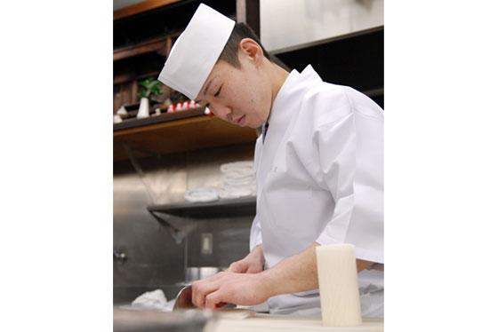 板前(日本料理人)│しごとの